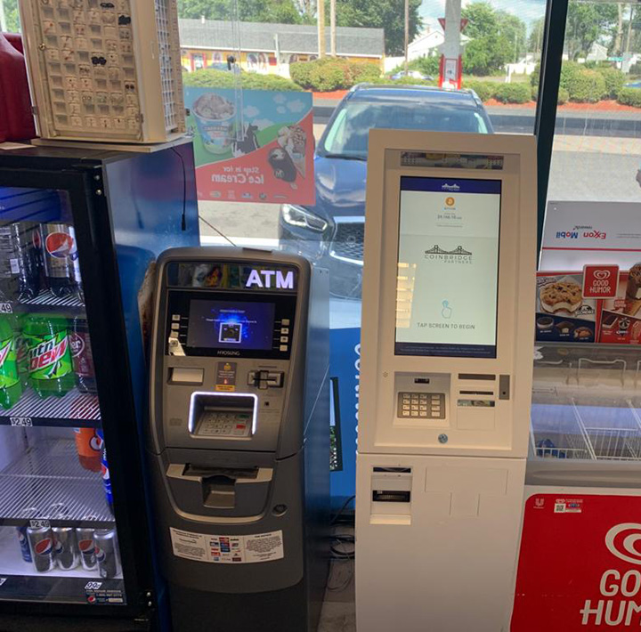 Bitcoin ATM Location: Bloomfield, CT Mobil Station